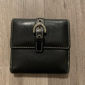 Coach Folded Wallet
